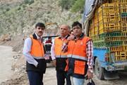 طی ۱۰ روز آینده پلهای ارتباطی روستاههای مسیر کشکان نصب میشوند