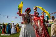 تصاویر | عروسی به سبک قشقاییها