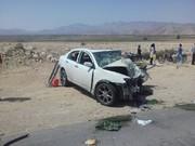 حوادث رانندگی در چهارمحال و بختیاری ۱۱ مصدوم داشت
