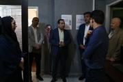 حسین انتظامی از روند تولید انیمیشن سینمایی «آبتین» بازدید کرد