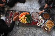 تصاویر | عید مردگان در هزار جریب مازندران