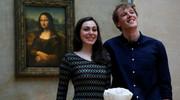 تنها زوجی که یک شب را در موزه لوور فرانسه سپری کردند