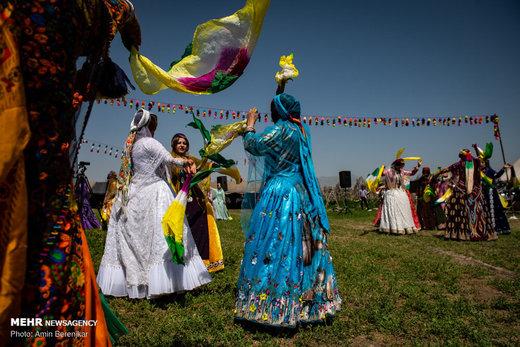 عروسی سنتی قشقایی در فیروزآباد فارس