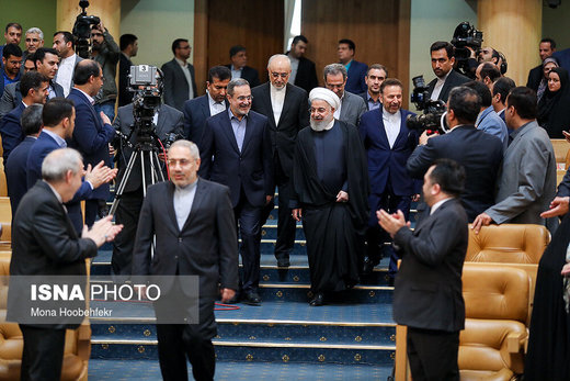 مراسم نکوهداشت یکصدسال تربیت معلم در ایران با حضور رئیسجمهور