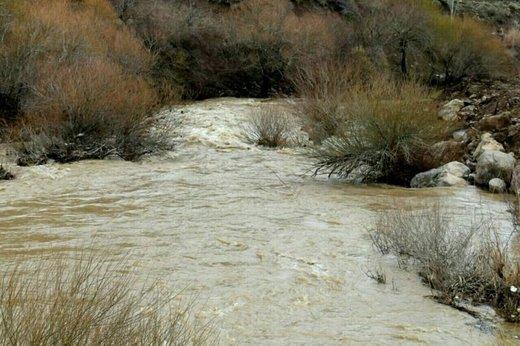 جوان میاندوآبی در رودخانه ناپدید شد
