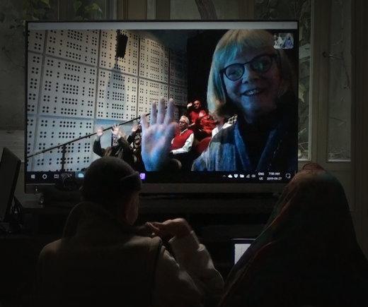 اکران فیلم سینمایی «پرواز دستهای من» در کانادا