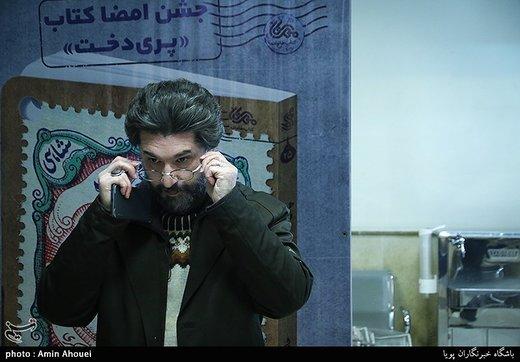 امیرحسین مدرس مجری سحرگاهی شبکه ۲ شد