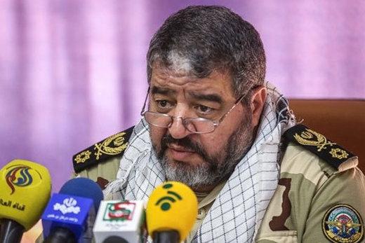 واکنش سردار جلالی به ادعای آمریکا درباره نفوذ به سامانه های زیرساختی ایران/توان موشکی ایران فتوشاپی بود؟