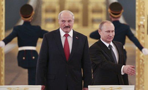 پوتین سفیر تازه کار خود در بلاروس را برکنار کرد