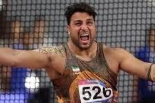قهرمان المپیکی ما به وطن بازگشت