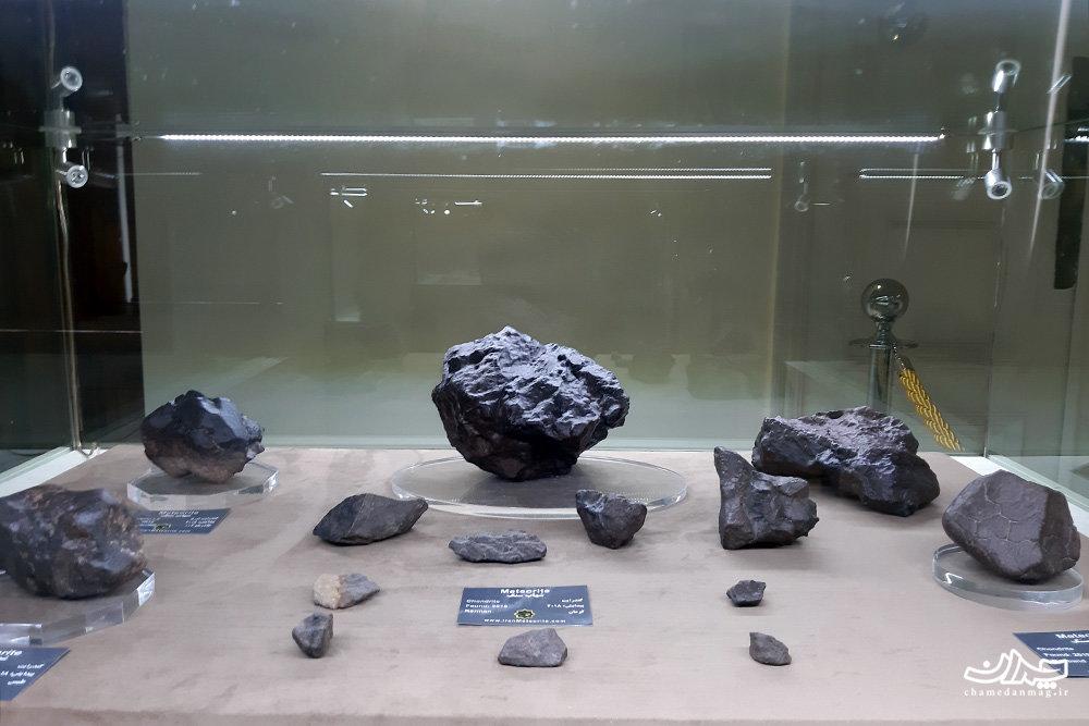 شهاب سنگهای ایران