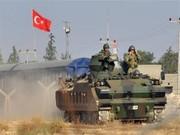 اعزام نیروی جدید ارتش ترکیه به مرزهای سوریه/ پای کردها در میان است