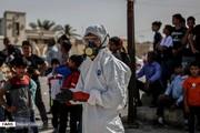 تصاویر   رزمایش پدافند پرتویی نیروگاه اتمی بوشهر