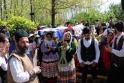 تصاویر | عروس بران سنتی در گیلان