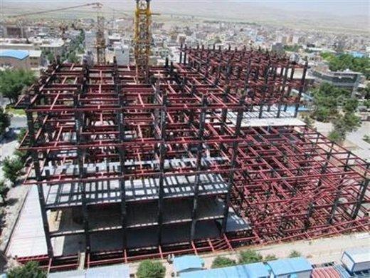 وزارت راه می تواند در تکمیل طرح برجهای دو قلوی شهرکرد مشارکت کند