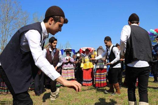 عروس بران؛ آیین عروسی سنتی در گیلان