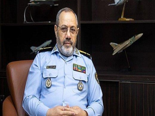فرمانده نیروی هوایی ارتش: نیروی هوایی در ساخت مسجد پیشتاز است