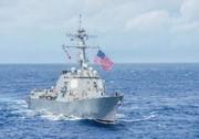 آمریکا دو کشتی به تنگه تایوان فرستاد