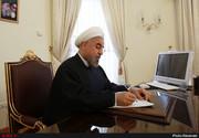 روحانی درگذشت برادر معاون امور مجلس نهاد ریاست جمهوری را تسلیت گفت