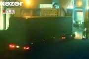 فیلم | گزارش تلویزیون آذربایجان از کشف هروئین از کامیون ایرانی