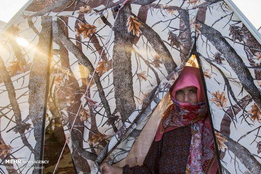 زندگی پس از سیل در ترکمن صحرا