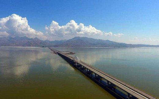 درخواست ایران از ترکیه برای انتقال آب دریاچه وان به دریاچه ارومیه