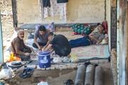 تصاویر | جریان سخت زندگی در پلدختر پس از سیل