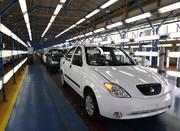سایپا رکورد تولید روزانه خودرو را شکست