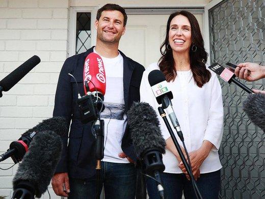 فیلم | پیشنهاد ازدواج به نخستوزیر نیوزیلند