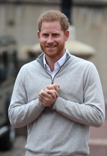 شادمانی شاهزاده هری از تولد فرزندش