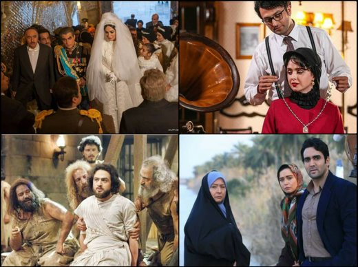 شاهکارهای تاریخی سریالهای ایرانی به بهانه گاف استارباکسی «بازی تاج و تخت»!