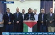 گروههای مقاومت فلسطین: در جنگ با استکبار کنار جمهوری اسلامی ایران ایستادهایم