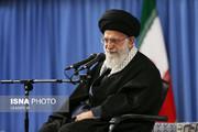 قائد الثورة الاسلامية يستقبل جمعا من طلاب الحوزات العلمية