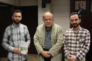 کتاب نویسنده اهوازی در دانشگاه شهید بهشتی معرفی شد