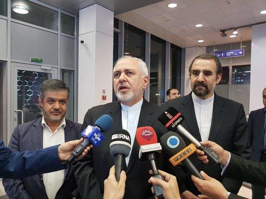 ظریف: ایران از برجام خارج نخواهد شد/ مصوبات شورای امنیت ملی پنجشنبه اعلام میشود