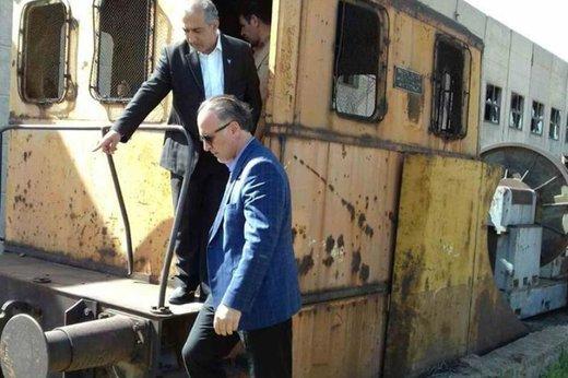 «باغ موزه» راهآهن آذربایجان راهاندازی میشود
