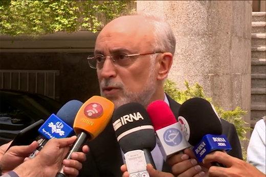 Salehi: Iran exposing US hypocrisy to the world