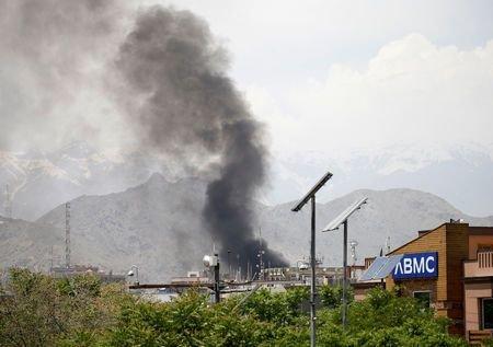 وقوع انفجار مهیب در کابل