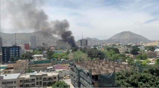 انفجار مهیب در کابل