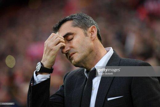ارنستو والورده باور نمیکند تیمش چهار گل دریافت کرده است