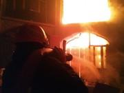 فیلم   آتشسوزی گسترده در بازار بزرگ تبریز