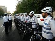 چرا خبری از پلیسهای دوچرخه سوار نیست؟