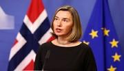 الاتحاد الأوروبي يعلن دعمه الكامل للاتفاق النووي مع إيران