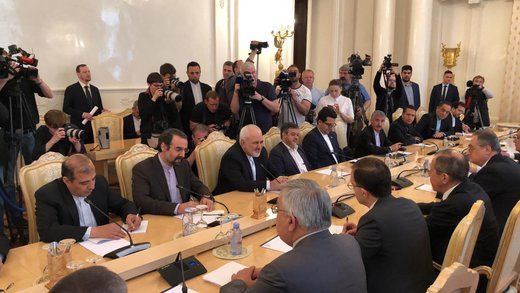 Zarif: Iran regards Russia as long-term partner