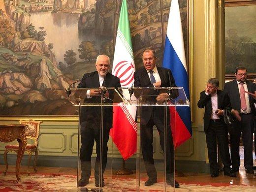 Iran not seeking confrontation: FM Zarif