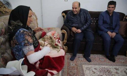 کمیته امداد از مهلقا حمایت میکند/ رفع دغدغههای معیشتی قهرمان بانوان عشایر آذربایجان