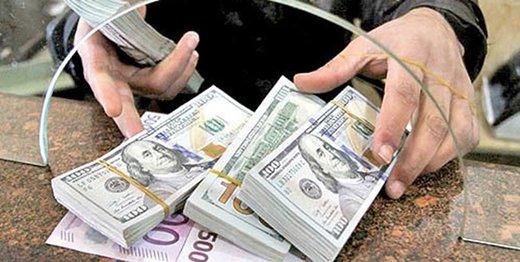 دلار در صرافیها چقدر قیمت خورد؟/یورو ۱۵.۹۵۰ تومان شد