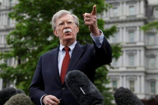 آنچه «بولتون» درباره مذاکره با ایران گفت