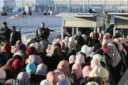 عکس | نماز جمعه در بیتالمقدس با حضور نیروهای اسرائیلی