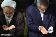 تصاویر | سران سیاسی و لشکری در نمازجمعه تهران